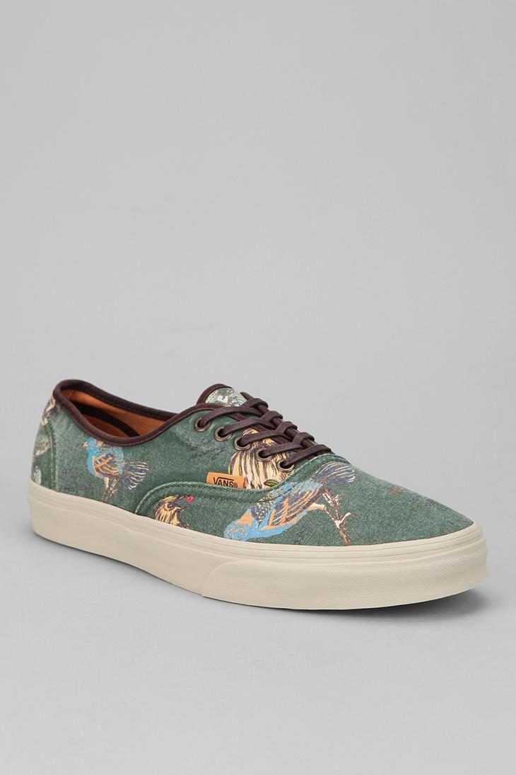 Vans Authentic CA Birds Sneaker  aafe3f55a330
