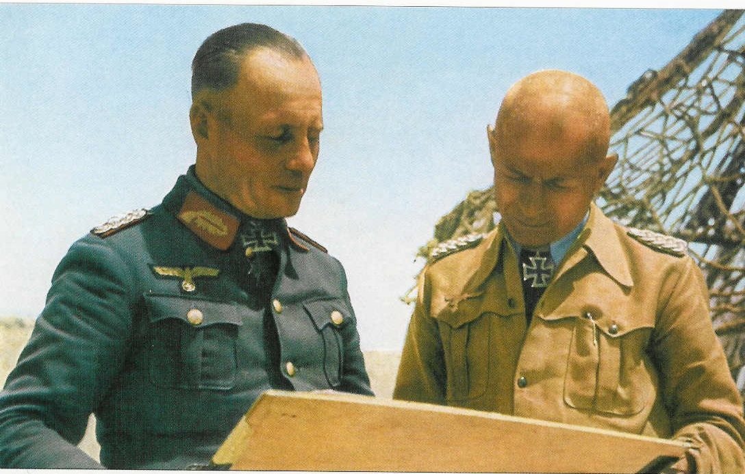Rommel and Frohlich