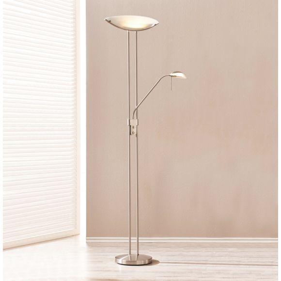 Formschöne Stehlampe die ideale Beleuchtung für Ihr Wohnzimmer - leuchten fürs wohnzimmer
