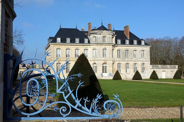 Château d'Omonville - Eure