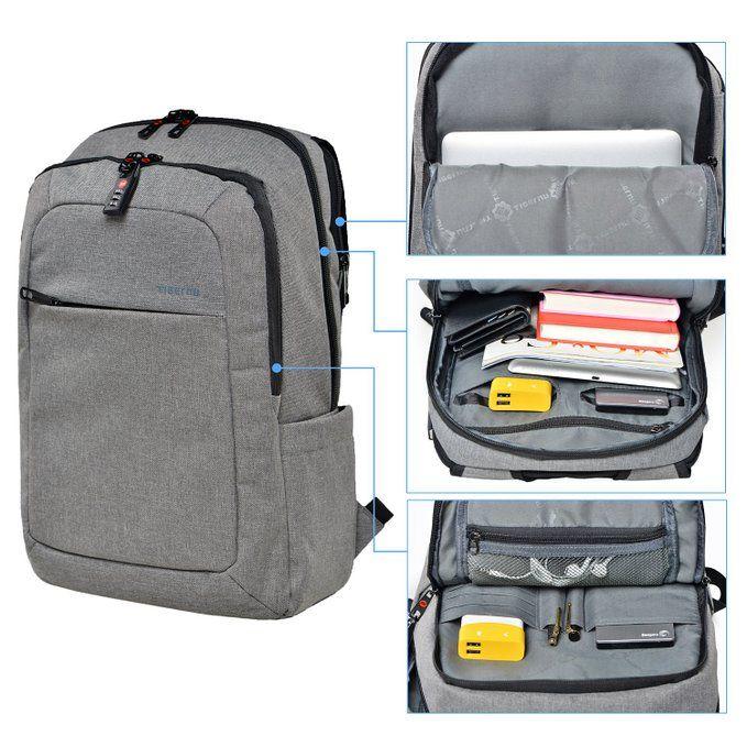 800d07cb5898 36달러 18리뷰 Amazon.com: Kopack Slim Business Laptop Backpacks ...