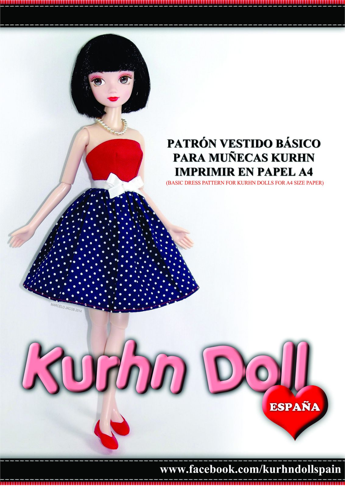 Basic dress pattern for 115 chinese doll named kurhn smaller basic dress pattern for chinese doll named kurhn smaller then barbie jeuxipadfo Image collections