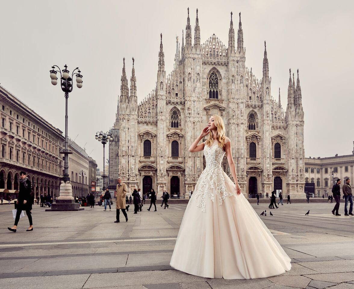 First look eddy kus new milano collection