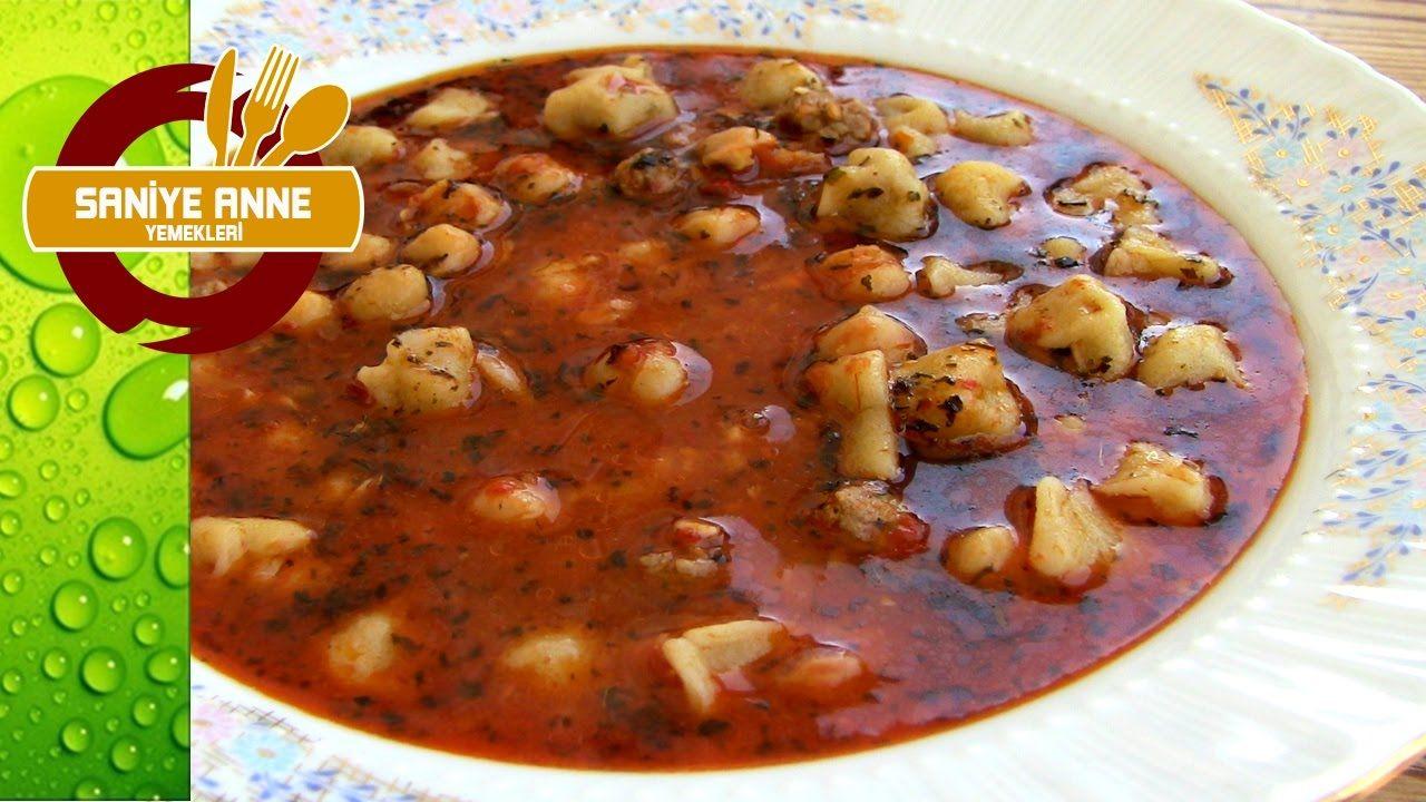 Paket Çorba Tadında Kremalı Domates Çorbası Tarifi