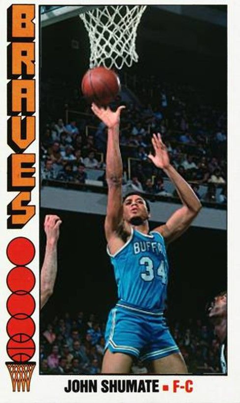John Shumate Buffalo Braves Braves Nba Stars Nba Players