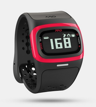 Mio ALPHA 2 Punch Pink Heart Rate Sport Watchaccurate
