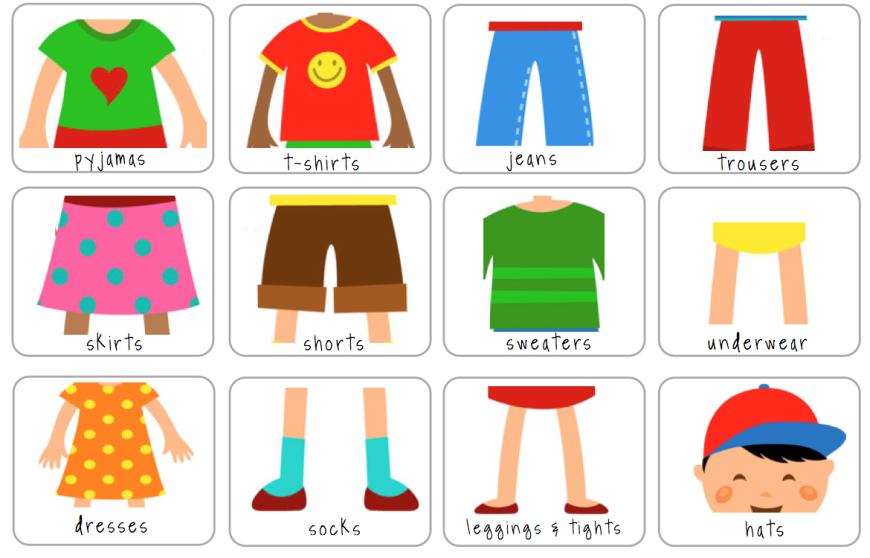Clothing Labels For Kids Drawers Kid S Room Kids