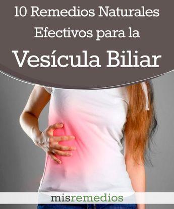 Dieta depurativa para la vesicula biliar
