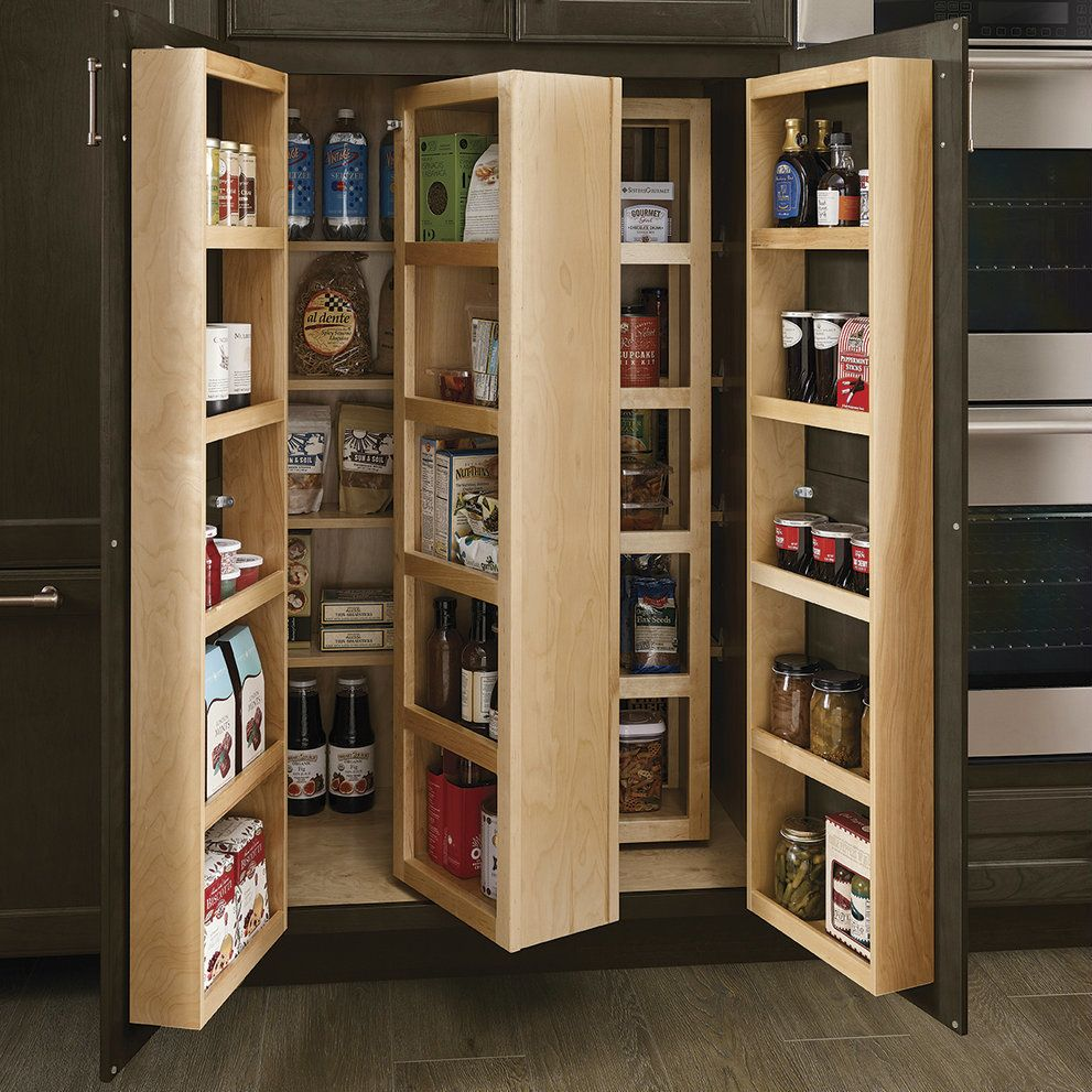 Multi Storage Pantry Kraftmaid Bath Cabinets Bathroom Cabinetry Kitchen