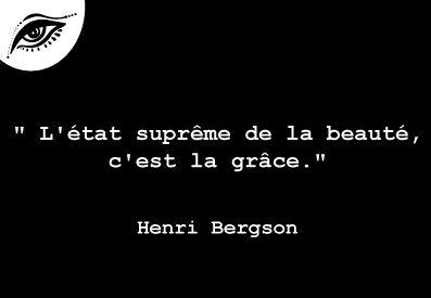 Henri Bergson Citation Grace Me Quotes Quotes Love