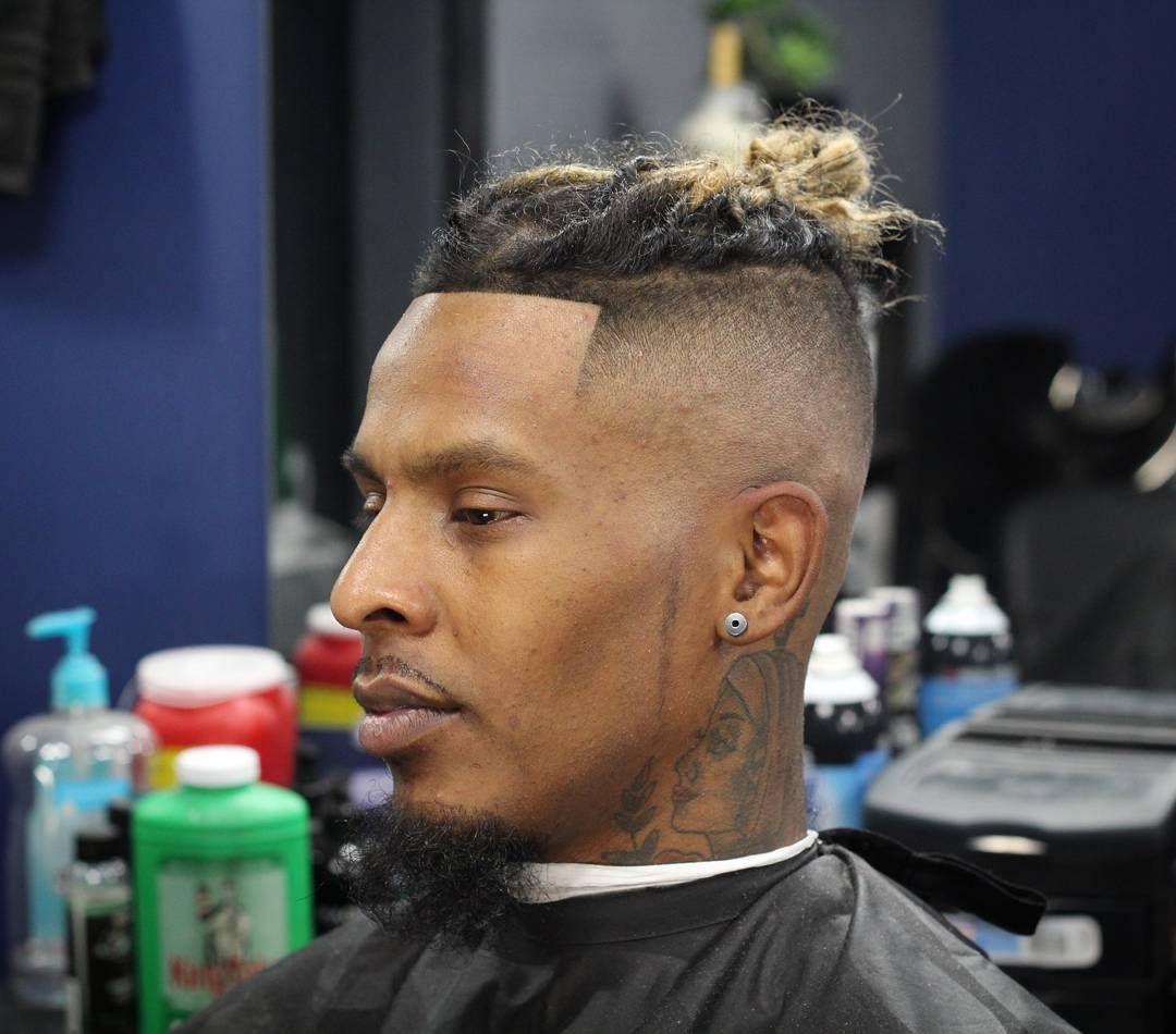 Black men haircuts taper fade nice  creative taper fade afro haircuts  keep it simple  trends