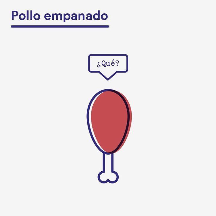 Pollo empanado #literalex #tomateloalomixta #sabeamixta @mixta_es