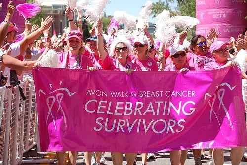 walk breast avon cancer for