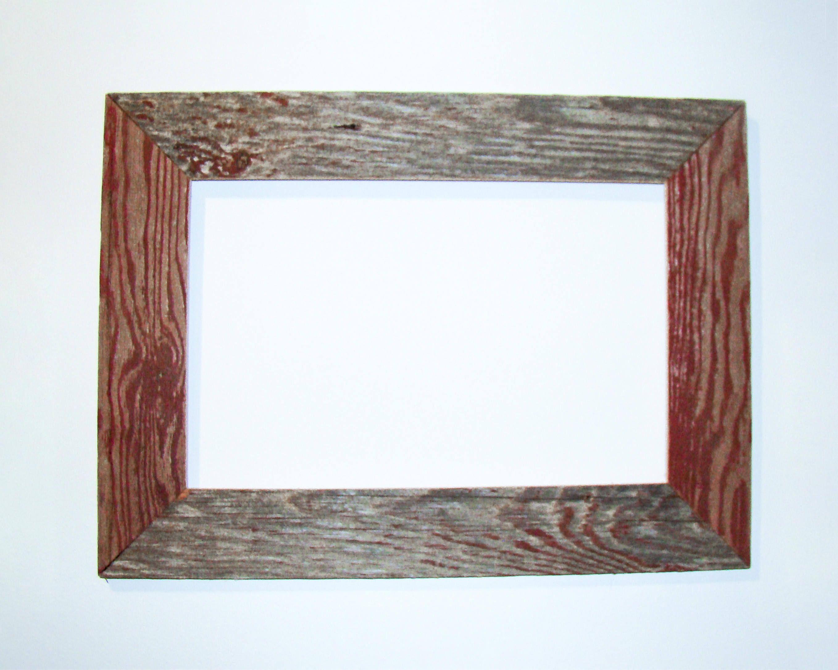 Custom Barn Wood Frame - 30\