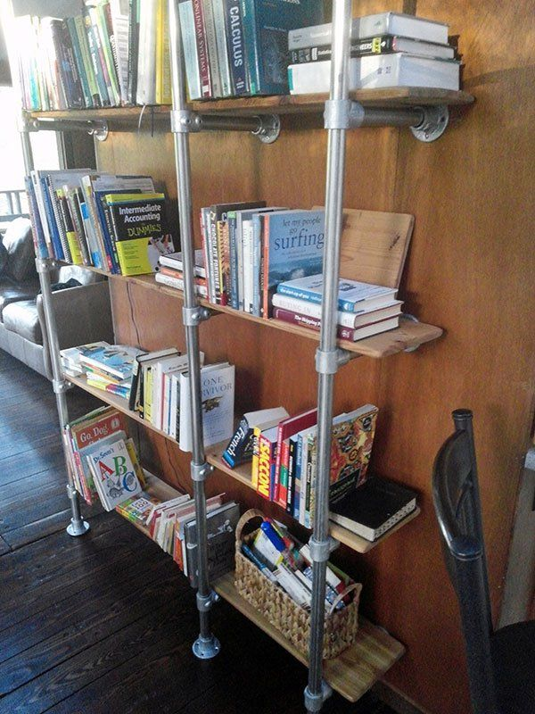 5 Popular Pipe Shelves u0026 How To