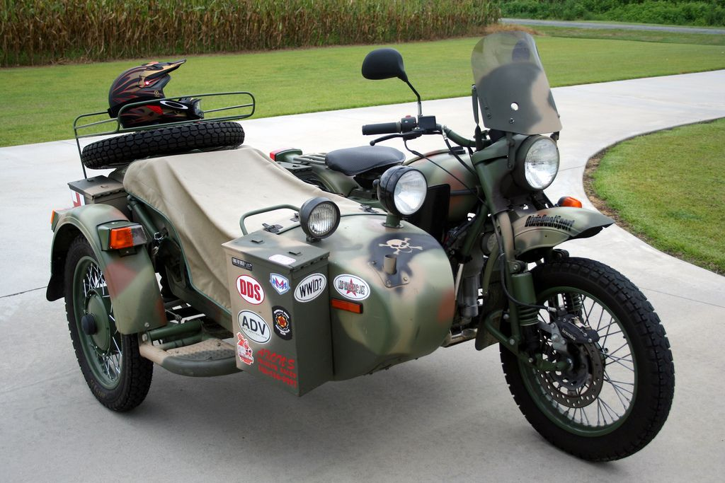 #ural gear up outfit 2003