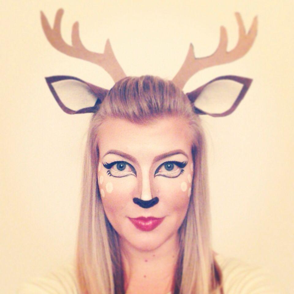 Deer Halloween costume!   Costumes   Pinterest   Deer halloween ...
