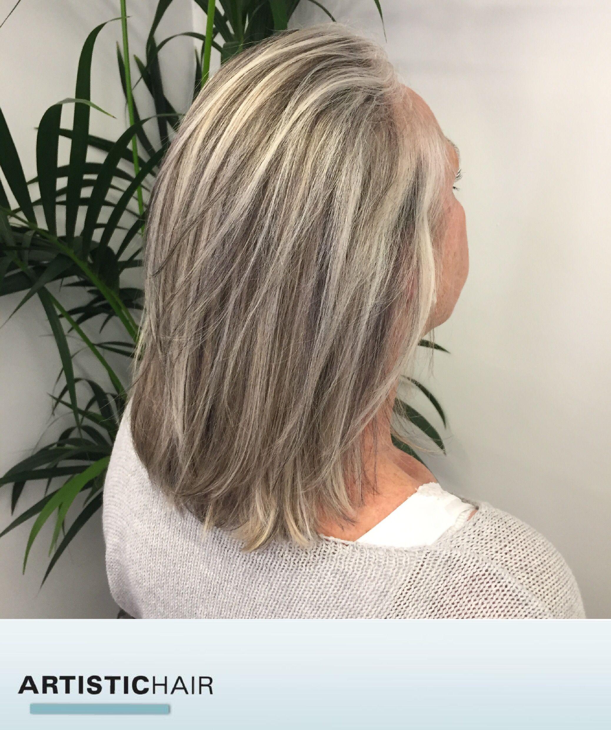 Pin by artistic hair on greywhiteash grannyhair pinterest ash