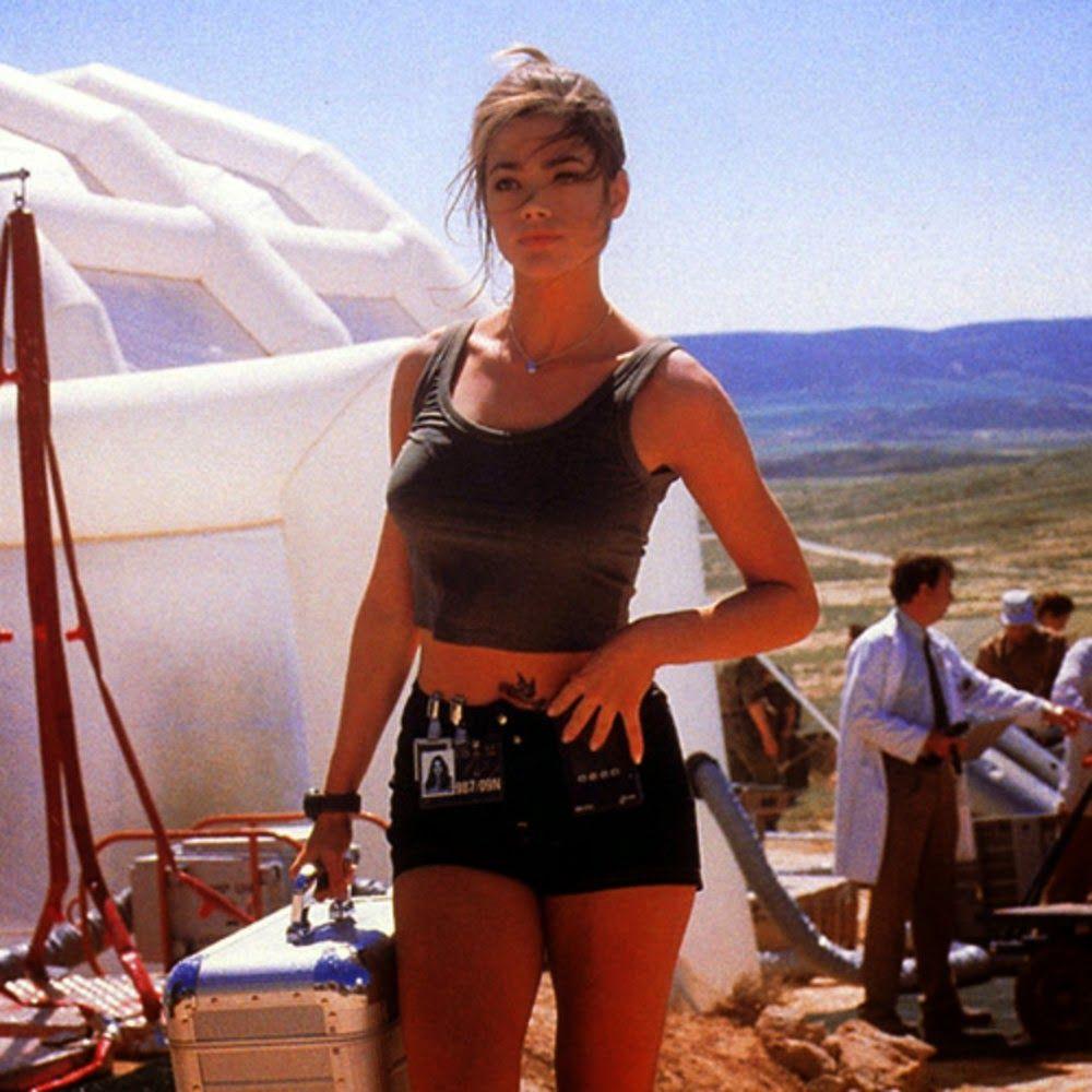 Dr. Christmas Jones from James Bond | The Bond Girls | Pinterest ...