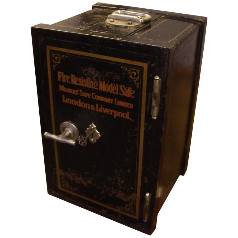 Unique Antique Furniture: Pin By Homer Beck On SAFES In 2019