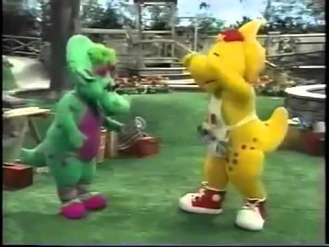 Barney and friends full episodes BJs Really Cool House