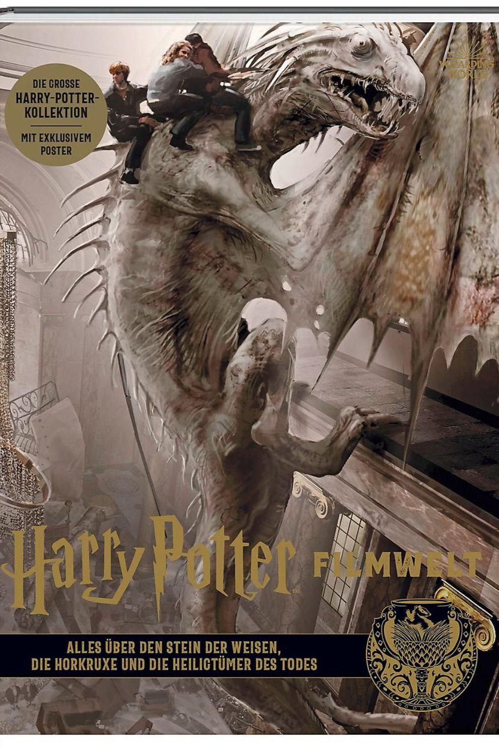 Alles Uber Den Stein Der Weisen Die Horkruxe Und Die Heiligtumer Des Todes Harry Potter Filmwelt Bd 3 Buch Harry Potter Laden Heiligtumer Des Todes Filme