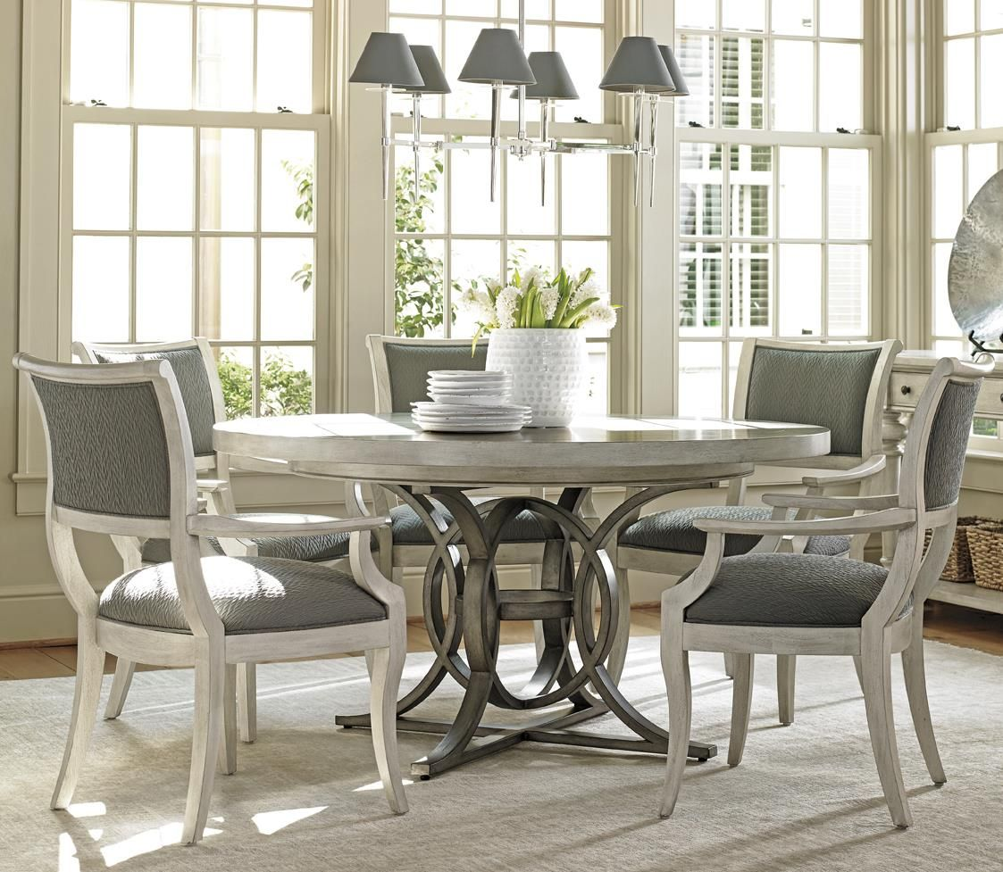 Oyster Bay Six Piece Dining Set With Calerton Table And Eastport Chairs By Lexington At Belfort Furniture Rectangular Dining Room Table Dining Room Sets Rectangular Dining Room Set