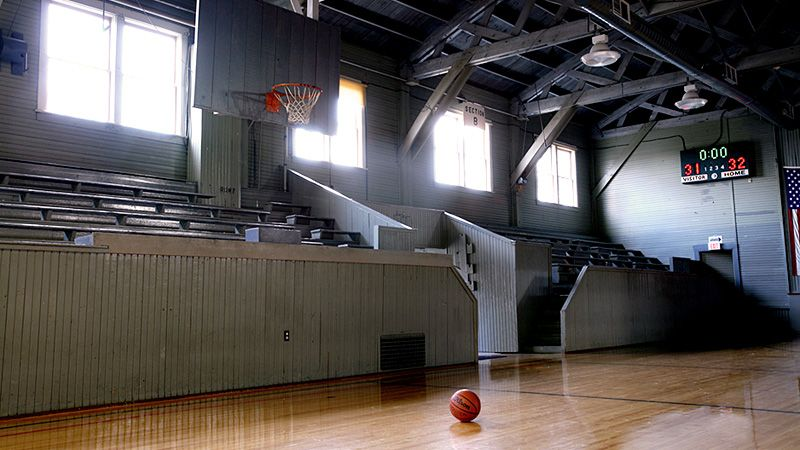 Hoosiers Movie Locations Indiana Basketball