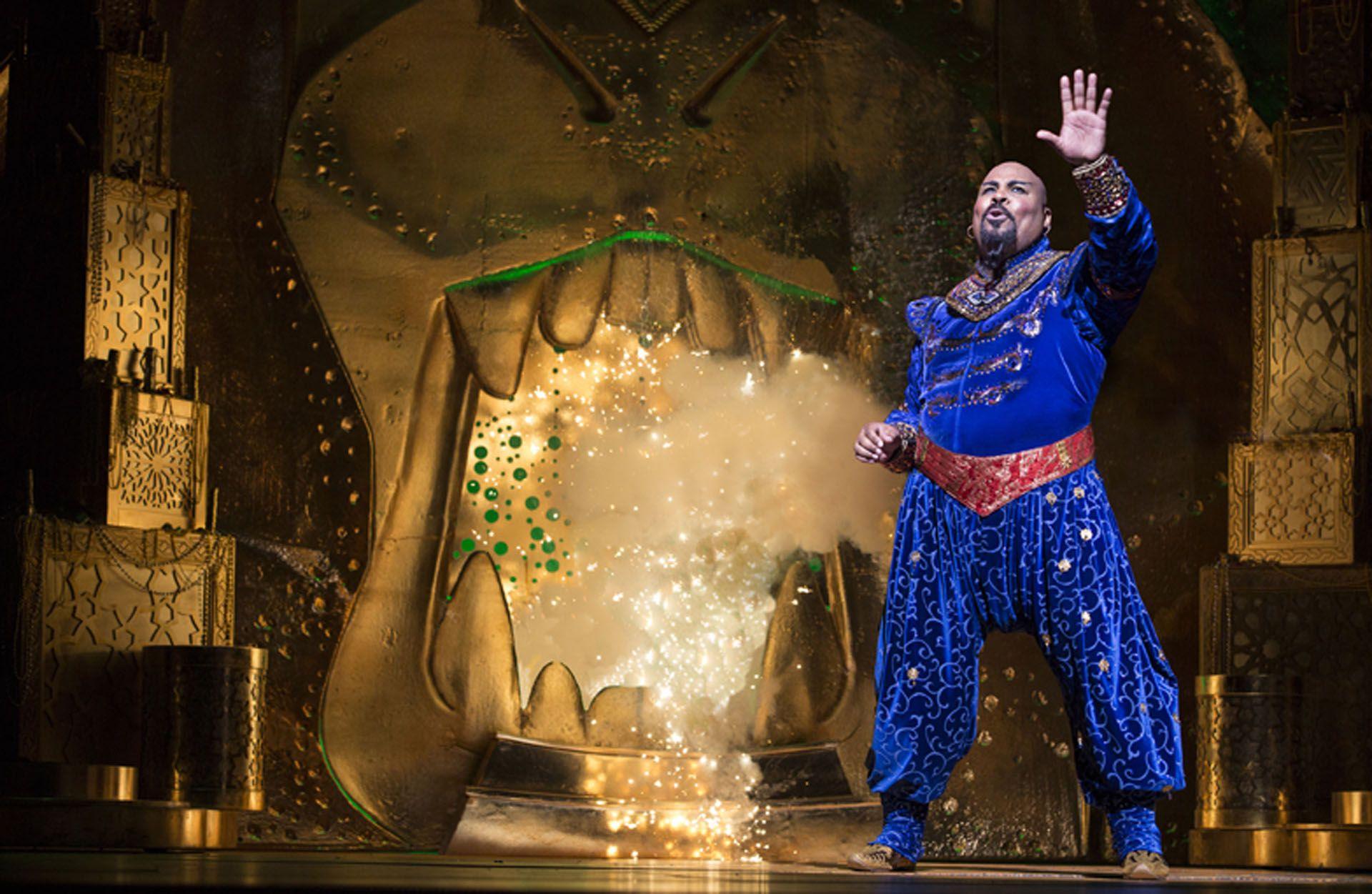Pin By Mara Elggren On Theatre Aladdin Musical Aladdin Broadway