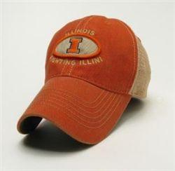 3c06aa92e1e Illinois Fighting Illini Trucker Hat