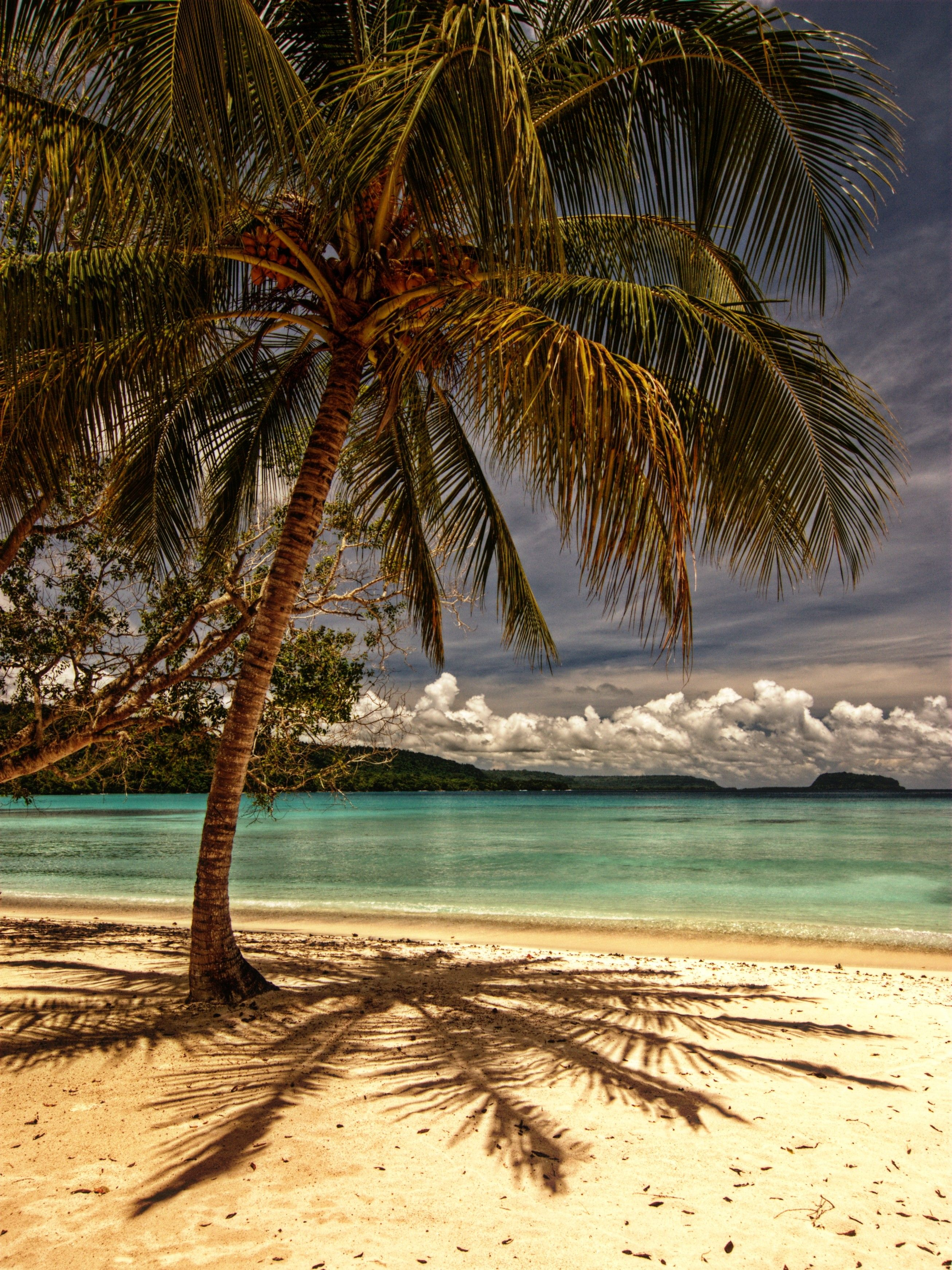 Port Olry Beach, Espiritu Santo, Vanuatu.