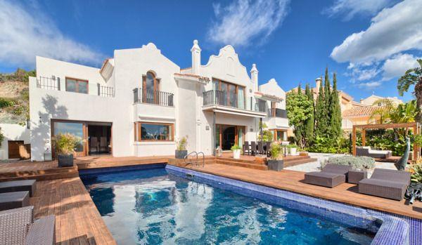 Glenn Hoddle Looks To Score A Sale On His Costa Del Sol Villa Villa Marbella Apartments For Sale