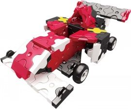 LaQ Hamacron Constructor RACE CAR Construction Building Toy