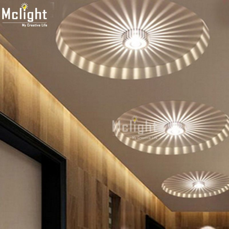 Wall Mount Light Mini Small Led Ceiling Light For Art Gallery ...