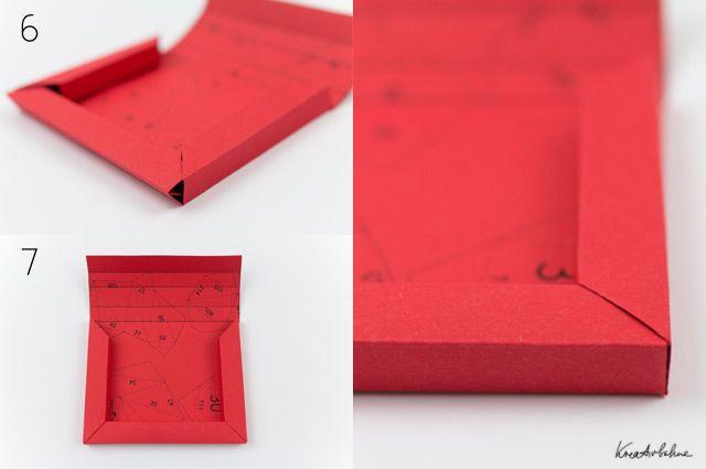 basteln mit papier bilderrahmen papier pinterest basteln mit papier basteln und papier. Black Bedroom Furniture Sets. Home Design Ideas