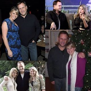Jodie Sweetin & Dave Coulier Collage