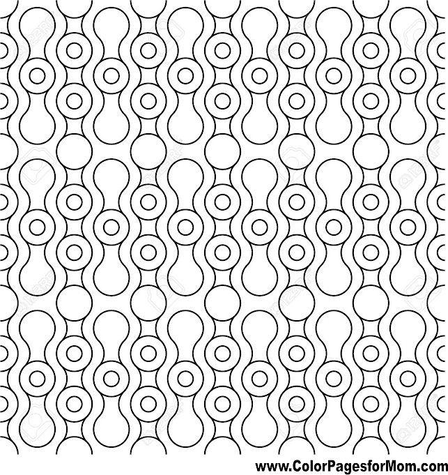 Geometric Shapes Coloring Page 102 Geometric Coloring Pages Abstract Coloring Pages Geometric Pattern Art