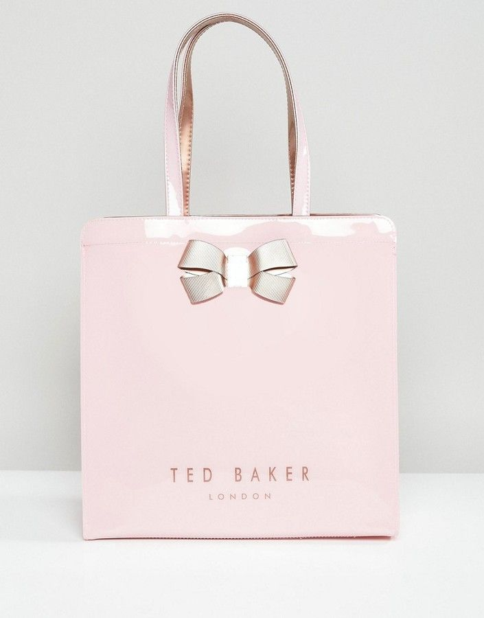 4c85b615c7749 Ted Baker Large Icon Bow Bag