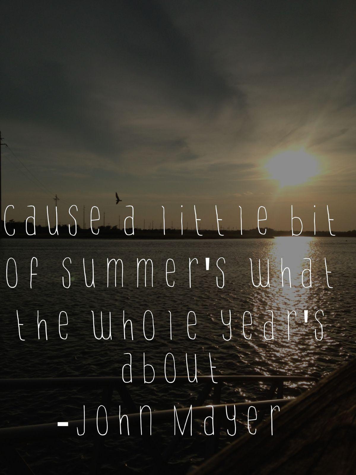 John Mayer - Wildfire Lyrics | Musixmatch