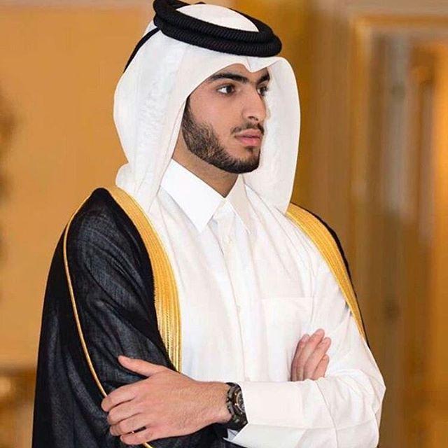 سعادة الشيخ فهد بن عبدالعزيز بن سحيم بن حمد آل ثاني الله يحفظه Fashion Nun Dress Beautiful