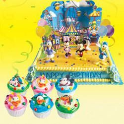 Goldilocks Cake And Cupcake Packages Kid S Party Ideas In 2019