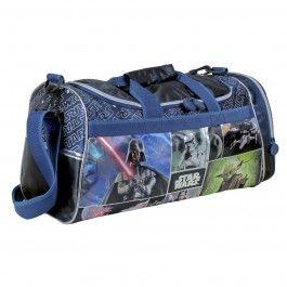 Bolsa de deporte de Star Wars. En www.tinoytina.com