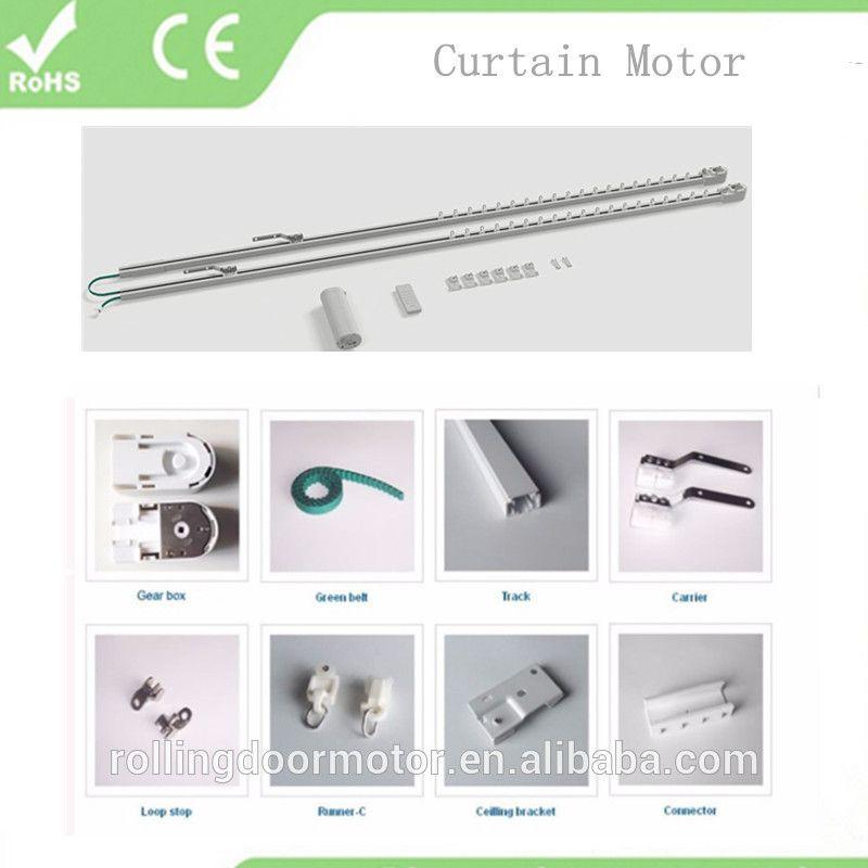 Dt52e 60 20 Dooya Curtain Motor Model Number Dt52e 60 20 Curtain Motor Output Power 45w Type Induction Motor Bathroom Repair Shutter Blinds Aluminum Blinds