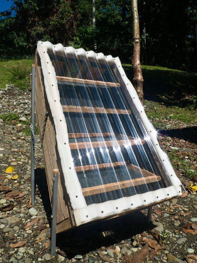 Food Dryer Solar DIY