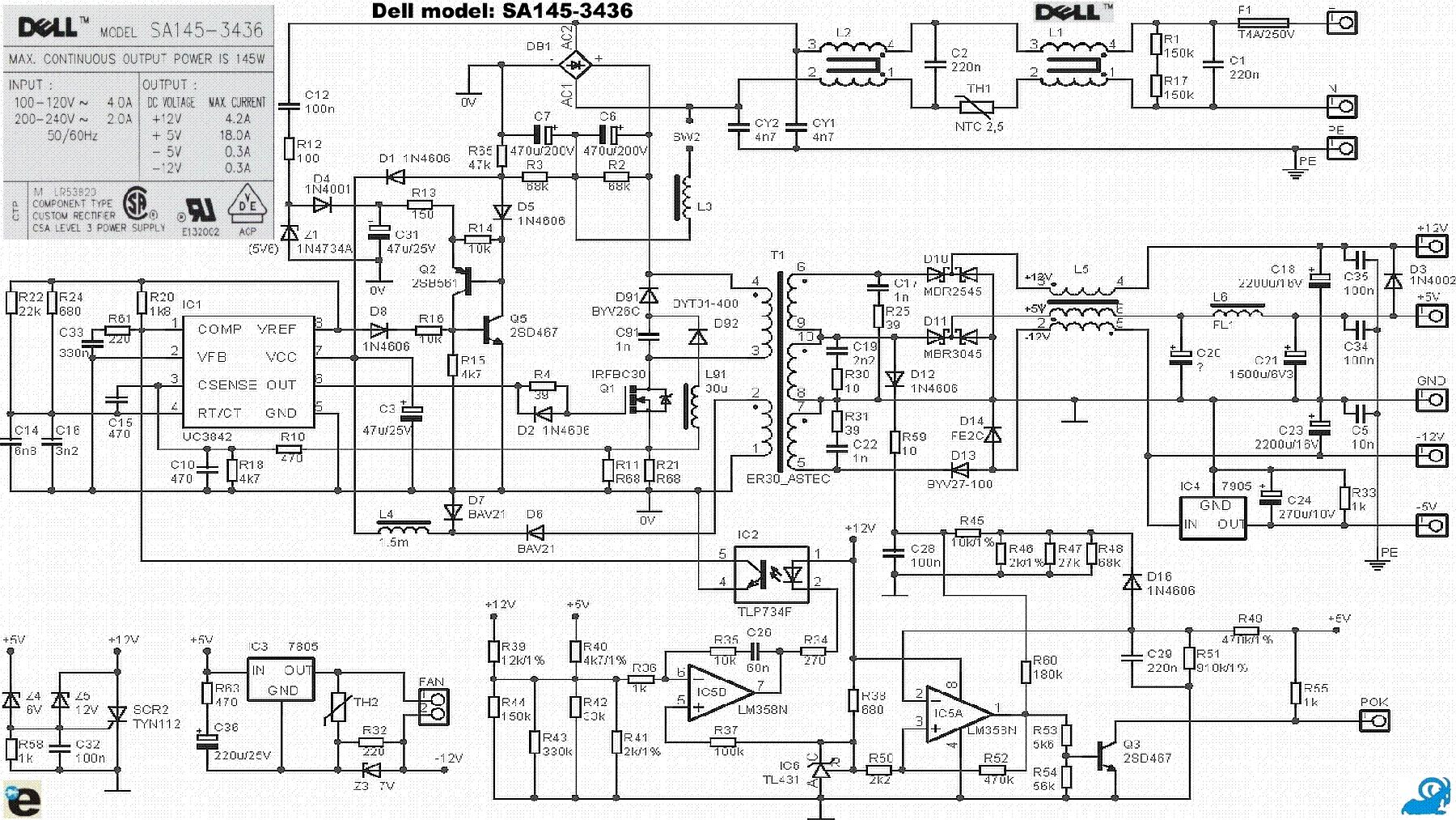 [SCHEMATICS_4NL]  Wiring Diagram (Dengan gambar) | Dell Wiring Diagram |  | Pinterest