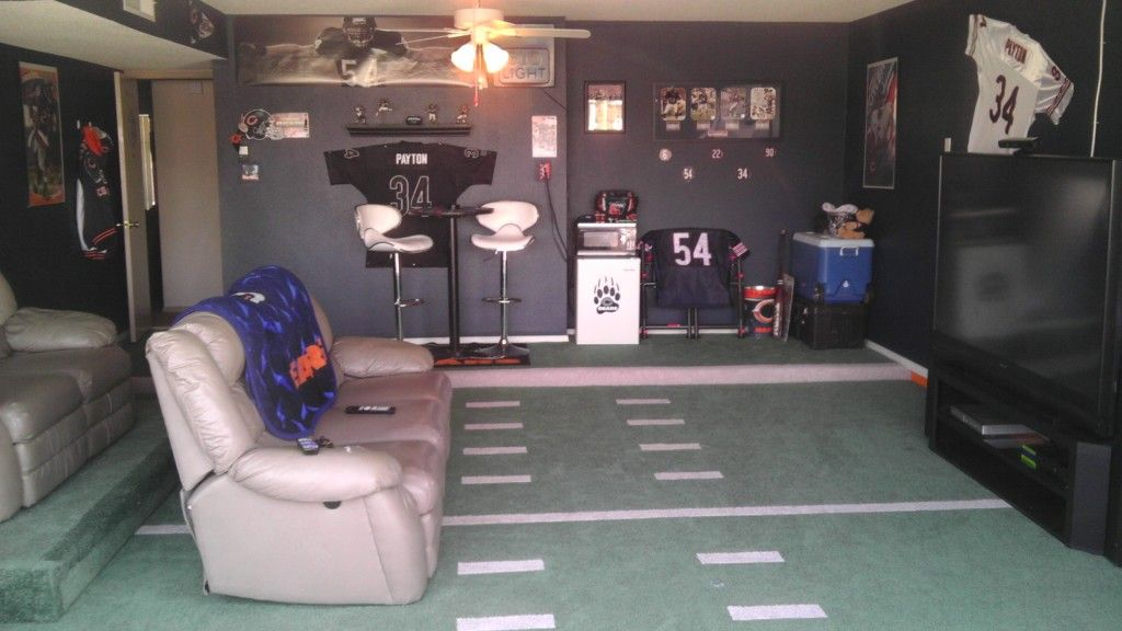 Convert The Garage Into Practical Living Space Man Cave Man Cave Garage Garage Design