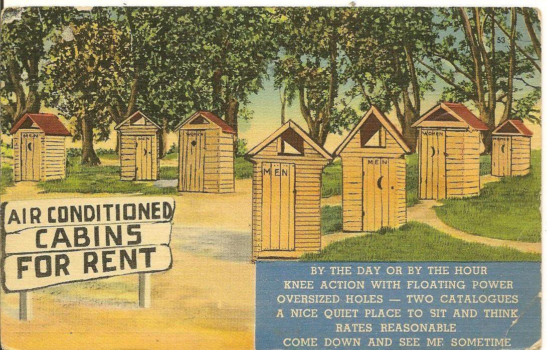 Vtg Pc Air Conditioned Cabins For Rent Atlantic City Nj 1940 Cabin Atlantic City City