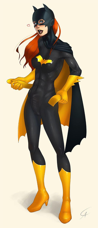 Futanari Batgirl  Futanari Batgirl Reboot Design By -2234