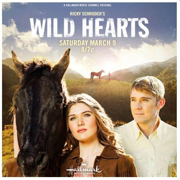 Our Wild Hearts Hallmark Movies Horse Movies Hallmark Movie Channel