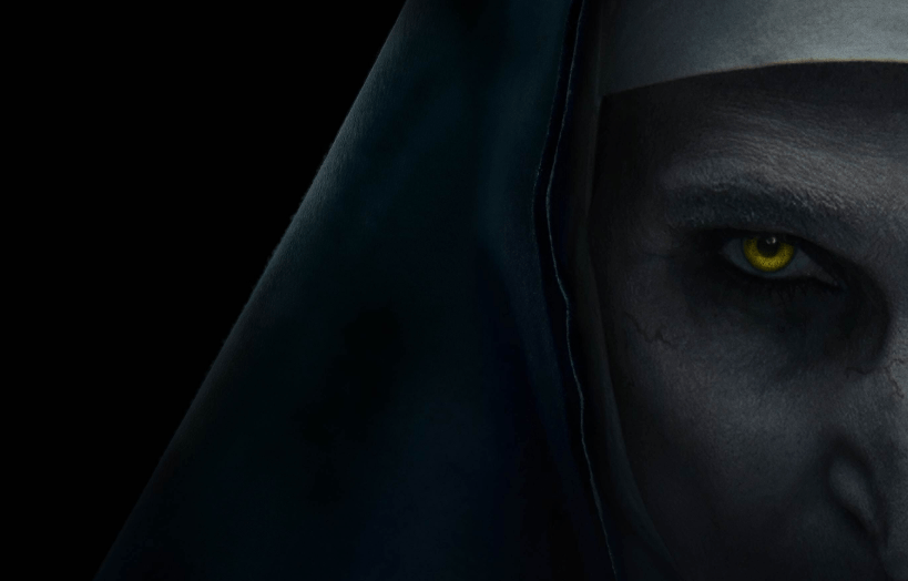 The Nun! Pray For Mysterious universe